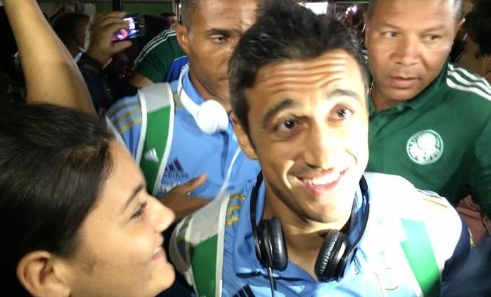 Robinho Palmeiras (Foto: Felipe Zito)