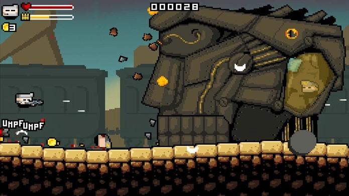 Game de tiro insanamente rápido para Android (Foto: Divulgação)