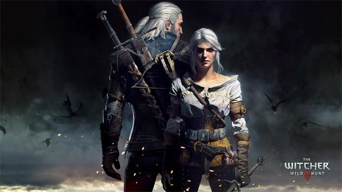 The Witcher 3 foi o Jogo do Ano no VGA 2015 (Foto: Divulgação/CD Projekt RED)