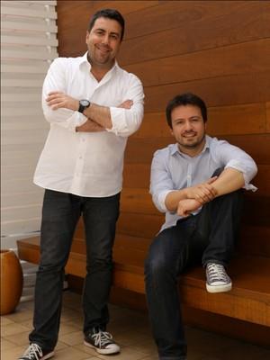 Carlos Ferreirinha e Carlos Otávio da Costa, da Bento Store (Foto: Divulgação)
