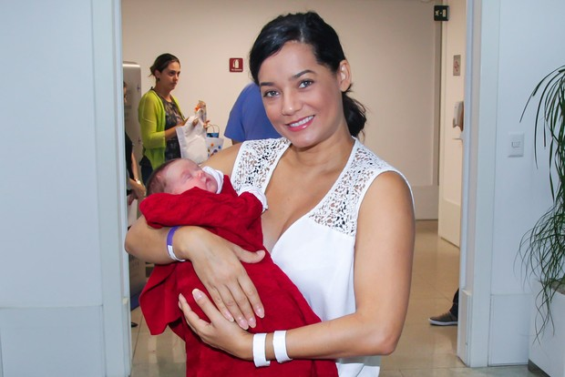 Mônica Carvalho (Foto: Manuela Scarpa / Brazil News)