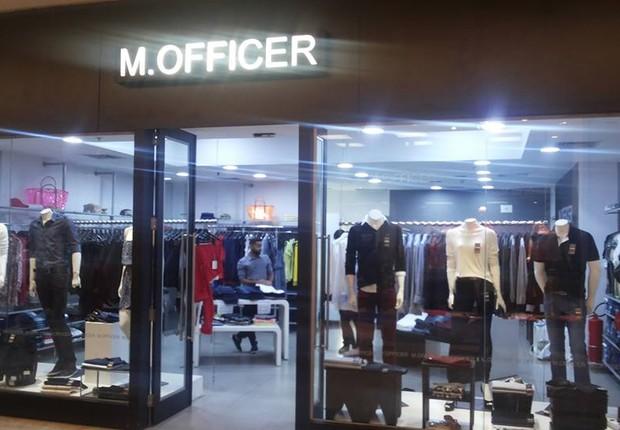 M.Officer (Foto: Reprodução/Facebook)