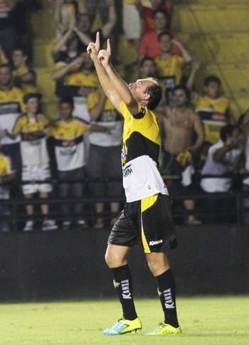Paulo Baier Criciúma Figueirense (Foto: Fernando Ribeiro / Criciúma EC)
