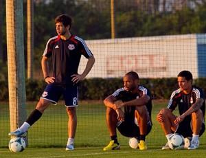 juninho pernambucano treino (Foto: Divulgação)