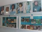 Emoções: espaço dedicado ao 'rei' Roberto Carlos é aberto em Petrolina