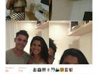 Encontro de Anitta e Zac Efron movimenta as redes sociais