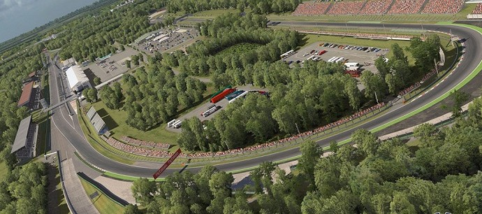 Circuito Monza : Vettel diz que exclusão de monza iria quot despedaçar