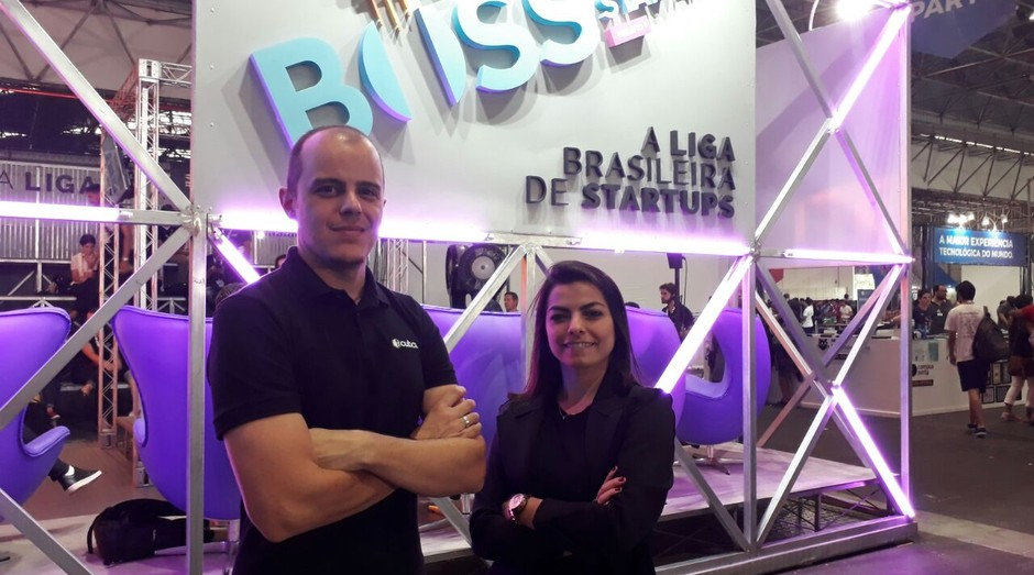 Antônio Netto e Paola Cicarelli, fundadores da Cuboz (Foto: Divulgação)