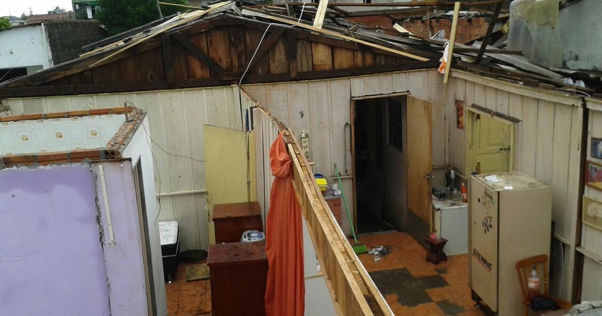 Pelo menos 20 mil pessoas são afetadas pela chuva em Esteio, RS - Globo.com