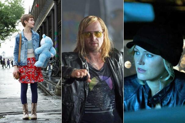 O elenco de 'O Resgate' ainda conta com Sami Gayle, Josh Lucas e Malin Åkerman (Foto: Divulgação)