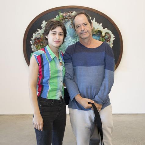 Luisa e Guel Arraes (Foto: Felipe Panfili)