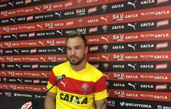 Willian Farias revela papo com Victor Ramos e desejo do zagueiro ficar