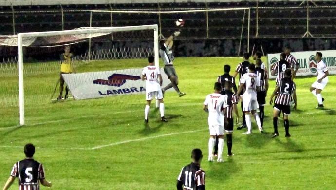Paulista x Noroeste, Série A3 (Foto: Cristiani Simão / Jornada Esportiva)