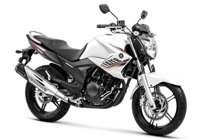 Yamaha Fazer 250 foi a primeira moto nacional com injeção eletrônica