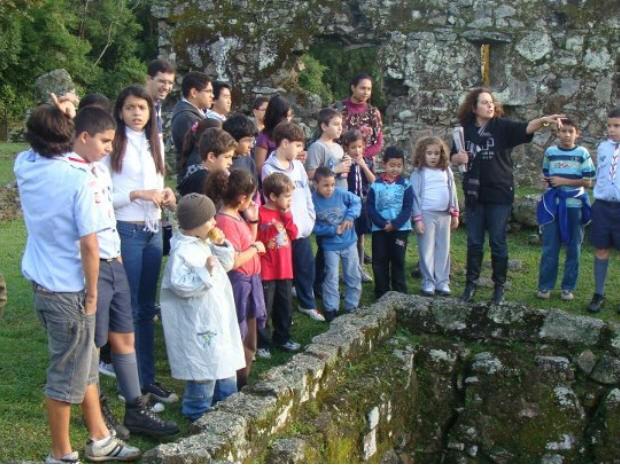 Oficina de arqueologia para crianças recebe inscrições em Santos (Foto: Divulgação/Engenho dos Erasmos)