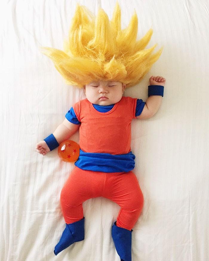 Goku, de Dragon Ball Z (Foto: Reprodução/ Instagram)