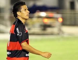 Potita, atacante do Campinense (Foto: Magnus Menezes / Jornal da Paraíba)