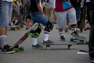 euatleta skate run raphael kumbrevicius (Foto: Raphael Kumbrevicius)
