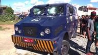 Bandidos explodem carro-forte em Petrolina