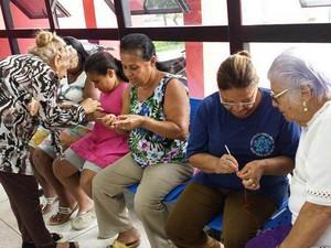 Aulas acontecem no Clube da Terceira Idade, na Rua Rodrigues Peixoto, 91, Parque Tamandaré. (Foto: Divulgação/Prefeitura de Campos)