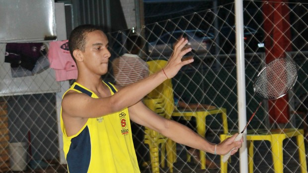 Francielton foi chamado após desempenho discreto no Paraná (Foto: Náyra Macêdo/GLOBOESPORTE.COM)