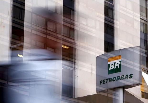 Sede da Petrobras em São Paulo (Foto: Paulo Whitaker/Reuters)