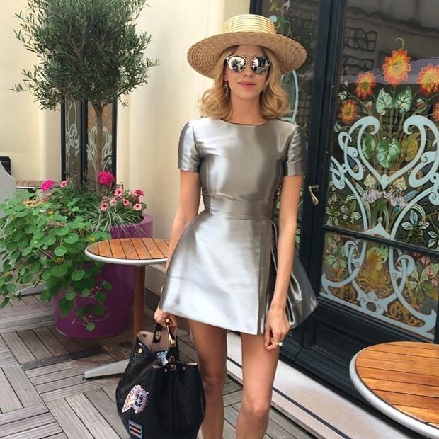 Elena Perminova  (Foto: Reprodução do Instagram)