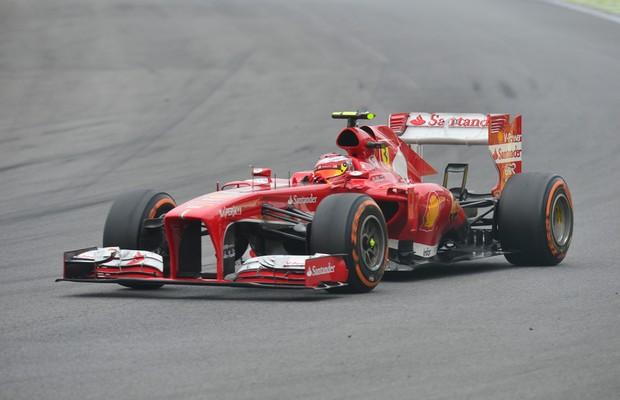 Felipe Massa disputou a última corrida pela Ferrari (Foto: Ivan Carneiro)