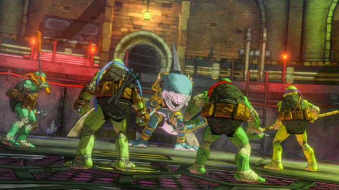 Teenage Mutant Ninja Turtles Mutants in Manhattan: chefões empolgam (Foto: Divulgação/Activision)