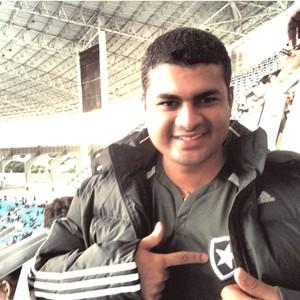 Fábio Neves já prestigou o time várias vezes no Rio de Janeiro, mas afirma que a partida em Manaus vai ser especial (Foto: Arquivo Pessoal)