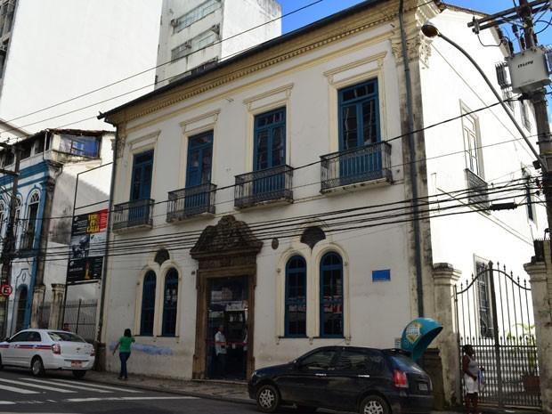 Caixa Cultural Salvador (Foto: Tatiana Azeviche/Setur Bahia)