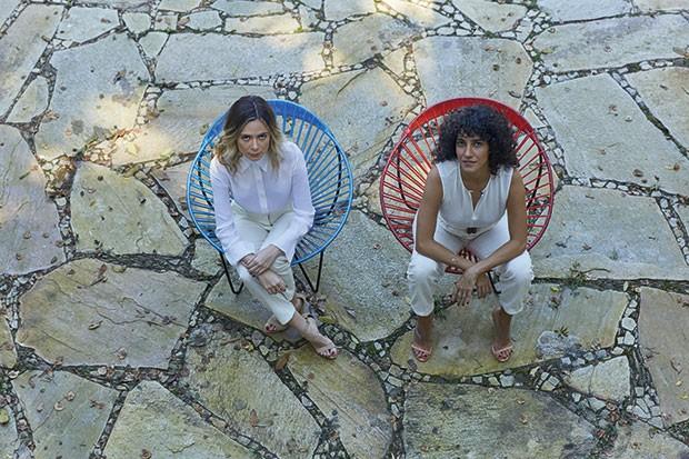 Isabel e Antonia se debruçaram sobre os novos aspectos do ativismo no Brasil (Foto: Divulgação)