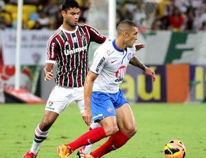 Gum jogo Fluminense contra Bahia (Foto: Fernando Cazaes / Photocamera)