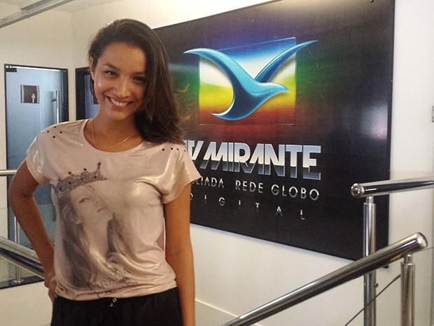 Roberta Branco é a produtora que fará o teste com as famílias (Foto: Lucas Vieira/G1)