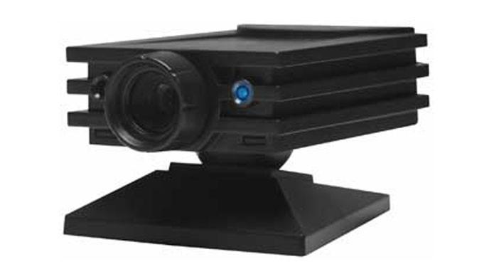 O EyeToy no PS2 (Foto: Divulgação)