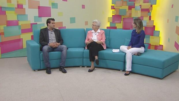 Painel RPC TV falou sobre a adoção (Foto: Reprodução)