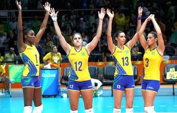 Sheilla diz que saída da seleção força o surgimento de nova oposta no Brasil