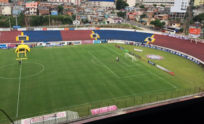 Centenário Caxias x Grêmio (Foto: Márcio Chagas/RBS TV)