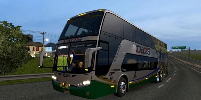 Escolha e baixe vários modelos de ônibus para Euro Truck Simulator 2 (Foto: Reprodução/ETS2World)