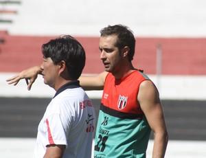 Paulo Massaro pode reforçar o Botafogo-SP (Foto: Cleber Akamine / Globoesporte.com)