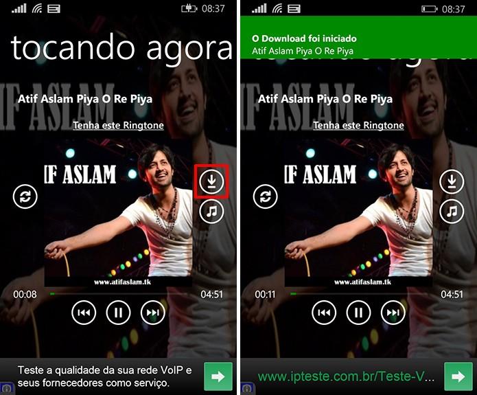 All Music Unlimited reproduzirá por streaming e usuário poderá baixar para ouvir offline (Foto: Reprodução/Elson de Souza)