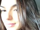Isis Valverde faz carão em selfie e recebe elogio: 'Deusa'