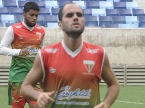 Finazzi, laeral do Operário de VG (Foto: Christian Guimarães)