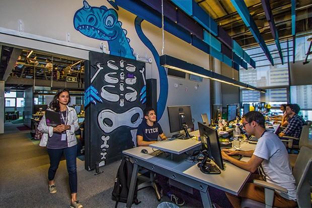 Empresa;Nubank (Foto: Rogério Albuquerque)