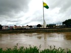 Rio Acre marca quase 10 m e Defesa Civil monitora chuvas em Rio Branco