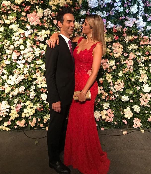 Ticiane Pinheiro e Tralli se casarão em Campos do Jordão (Foto: Instagram/Reprodução)