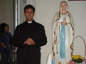 Guido morreu às vésperas de se tornar padre (Foto: Arquidiocese / Divulgação)