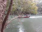 Corpo de pescador que se afogou em rio de MT é encontrado após 2 dias
