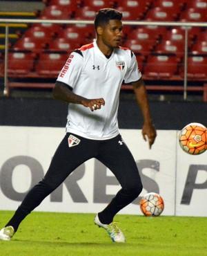 Matheus Reis São Paulo (Foto: Igor Amorim/saopaulofc.net)