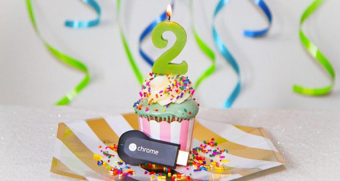 Google oferece aluguel de filme de graça, oferta do Deezer e mais no aniversário do Chromecast (Foto: Divulgação)